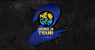 Neo Geo World Tour