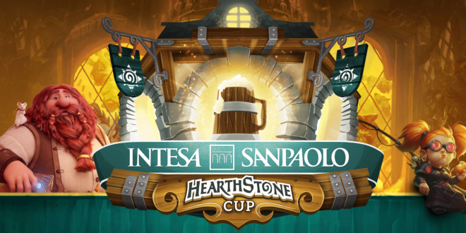 Intesa Sanpaolo Hearthstone Cup 2019