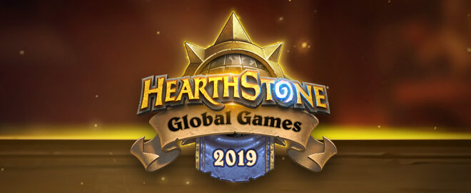 Hearthstone Global Games 2019
