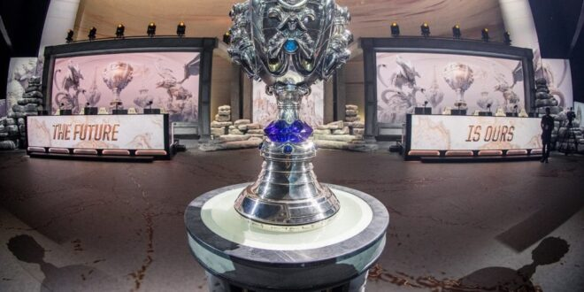 LoL Worlds 2019 Semifinals