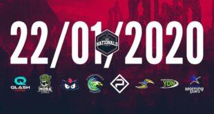 PG Nationals 2020