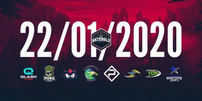 Nationals Spring 2020