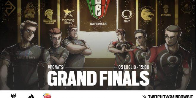 Summer 2020 Finals