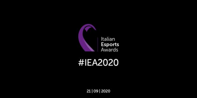 italian Esports Awards 2020