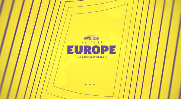 Masters Europe