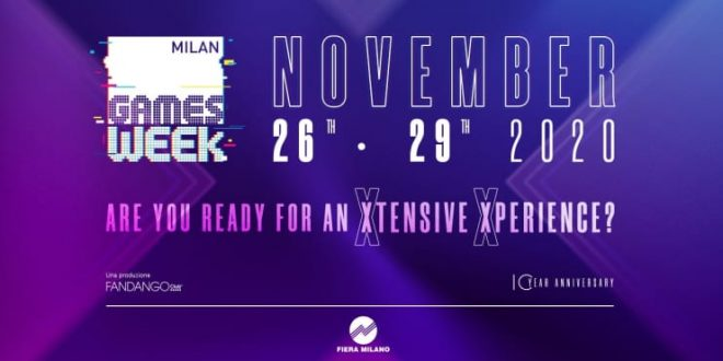 Games Week X-Perience
