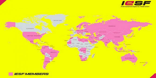 IESF World Championship