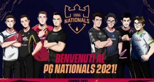 PG Nationals Spring 2021