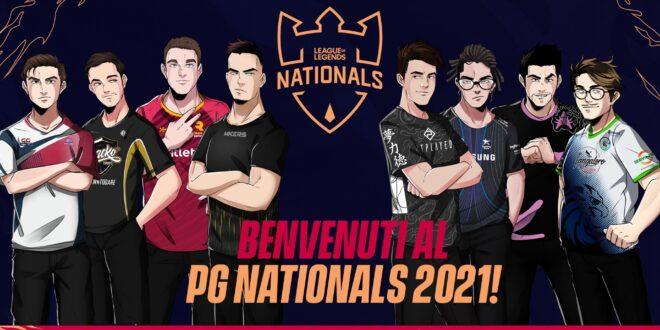 PG Nationals Spring 2021