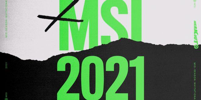 MSI 2021 Finals