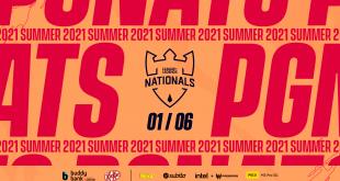 Nationals Summer Split 2021