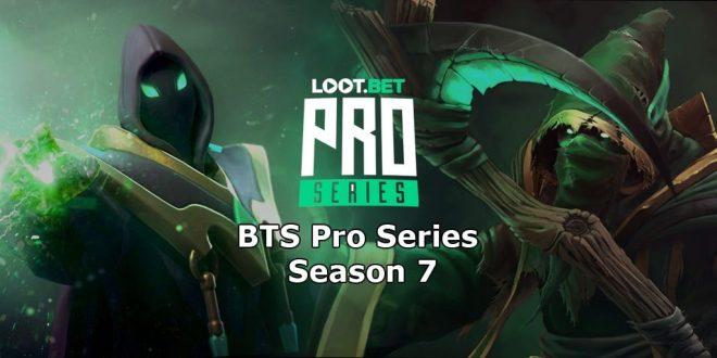 BTS Pro Series
