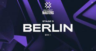 Valorant Berlin Masters